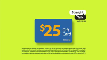 Straight Talk Wireless TV Spot, 'Walmart May Takeover' - Thumbnail 6