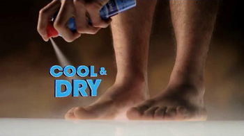 Gold Bond Foot & Body Powder Spray TV Spot Featuring Shaquille O'Neal - Thumbnail 3
