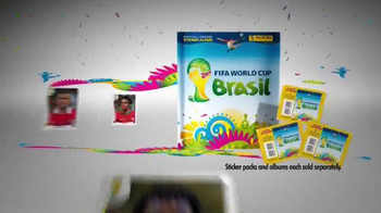 2014 World Cup Brasil TV Spot, \'Stickers\'