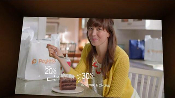 Payless Shoe Source Semi-Annual Sale TV Spot, 'Have Your Cake' - Thumbnail 10