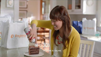 Payless Shoe Source Semi-Annual Sale TV Spot, 'Have Your Cake' - Thumbnail 5