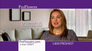 ProFlowers TV Spot, 'Mission' - Thumbnail 4