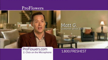 ProFlowers TV Spot, 'Mission' - Thumbnail 5