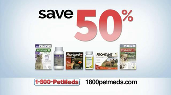 1-800-PetMeds TV Spot, 'Save 10%, 20%, 50%' - Thumbnail 6