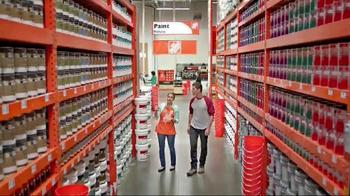The Home Depot TV Spot, 'Behr Premium Plus Ultra' - Thumbnail 3