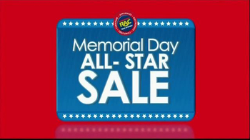 Rent-A-Center Memorial Day All-Star Sale TV Spot - Thumbnail 10