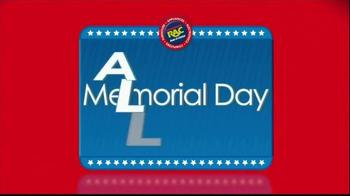 Rent-A-Center Memorial Day All-Star Sale TV Spot - Thumbnail 2