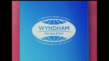 Wyndham Rewards TV Spot, 'Right Where You Need Us' - Thumbnail 1