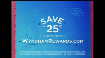 Wyndham Rewards TV Spot, 'Right Where You Need Us' - Thumbnail 10