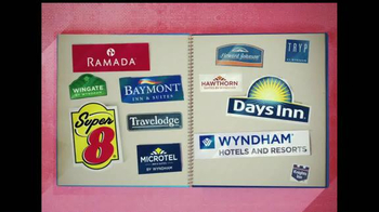 Wyndham Rewards TV Spot, 'Right Where You Need Us' - Thumbnail 9