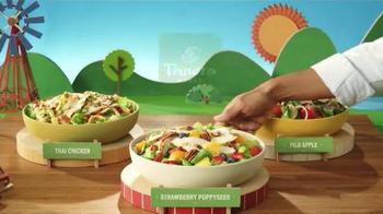 Panera Bread TV Spot, 'Summer Salads' - Thumbnail 10