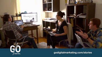 GO Digital Marketing TV Spot, 'Apt 2B' - Thumbnail 5