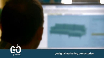 GO Digital Marketing TV Spot, 'Apt 2B' - Thumbnail 6