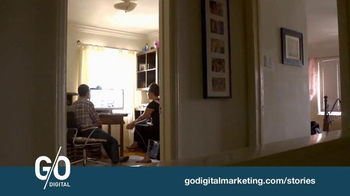 GO Digital Marketing TV Spot, 'Apt 2B' - Thumbnail 7