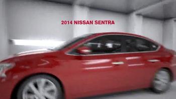 2014 Nissan Sentra TV Spot, 'Keep you Moving & Connected' - Thumbnail 2