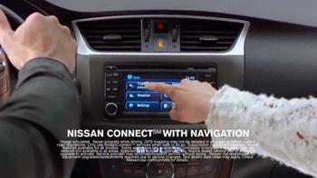 2014 Nissan Sentra TV Spot, 'Keep you Moving & Connected' - Thumbnail 4