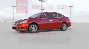 2014 Nissan Sentra TV Spot, 'Keep you Moving & Connected' - Thumbnail 7
