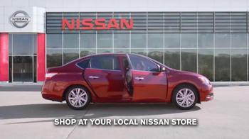 2014 Nissan Sentra TV Spot, 'Keep you Moving & Connected' - Thumbnail 8