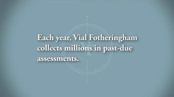 Vial Fotheringham LLP TV Spot, 'HOA Dues' - Thumbnail 4