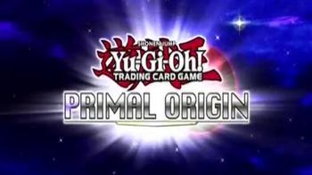 Yu-Gi-Oh! Primal Origin TV Spot