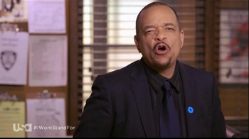 USA Characters Unite TV Spot, 'No More Domestic Violence' Featuring Ice-T - Thumbnail 5