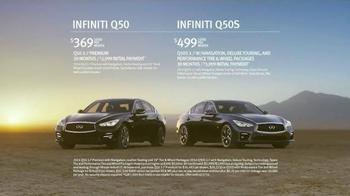 2014 Infiniti Q50S TV Spot, 'Instinct' - Thumbnail 10