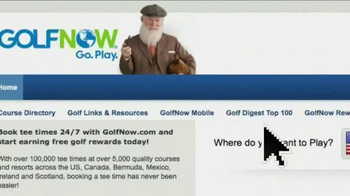 GolfNow.com TV Spot, 'The More You Play, The More you Earn!' - Thumbnail 9