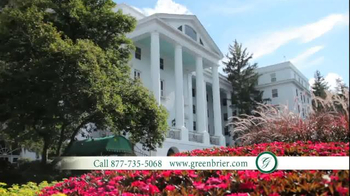 The Greenbrier TV Spot, '200 Years' - Thumbnail 4