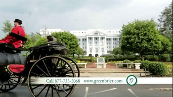 The Greenbrier TV Spot, '200 Years' - Thumbnail 6