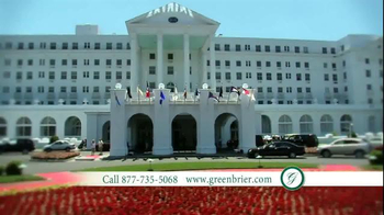 The Greenbrier TV Spot, '200 Years' - Thumbnail 7