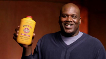Gold Bond Body Powder TV Spot, 'Tingle' Featuring Shaquille O'Neal