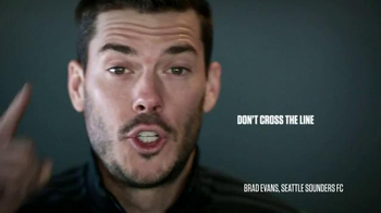 MLS Works TV Spot, 'Don't Cross the Line'