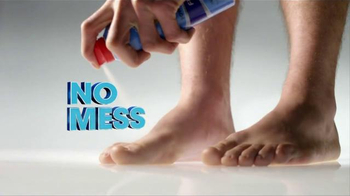Gold Bond Foot Powder Spray TV Spot, 'Happy Feet' Feat. Shaquille O'Neal - Thumbnail 10