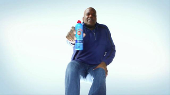 Gold Bond Foot Powder Spray TV Spot, 'Happy Feet' Feat. Shaquille O'Neal - Thumbnail 3