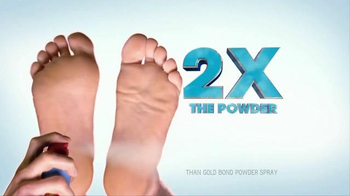 Gold Bond Foot Powder Spray TV Spot, 'Happy Feet' Feat. Shaquille O'Neal - Thumbnail 8