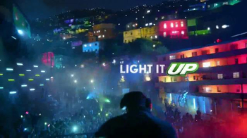 7UP TV Spot, \'Light It Up\'