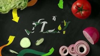 Subway Italian BMT TV Spot, 'Featured $5-Footlong de Mayo' [Spanish] - Thumbnail 1
