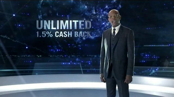Capital One Quicksilver TV Spot, 'Everything' Feat. Samuel L. Jackson - Thumbnail 3