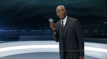 Capital One Quicksilver TV Spot, 'Everything' Feat. Samuel L. Jackson - Thumbnail 5