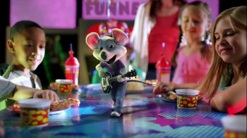 Chuck E. Cheese's TV Spot, 'Birthday Party' - 74 commercial airings
