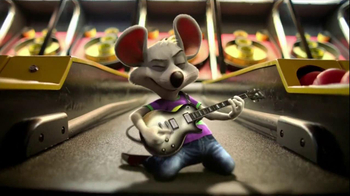 Chuck E. Cheese's TV Spot, 'It's Funner' - 173 commercial airings