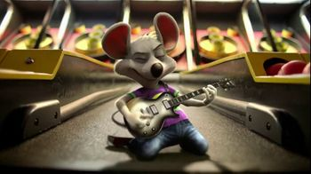 Chuck E. Cheese's TV Spot, 'It's Funner'