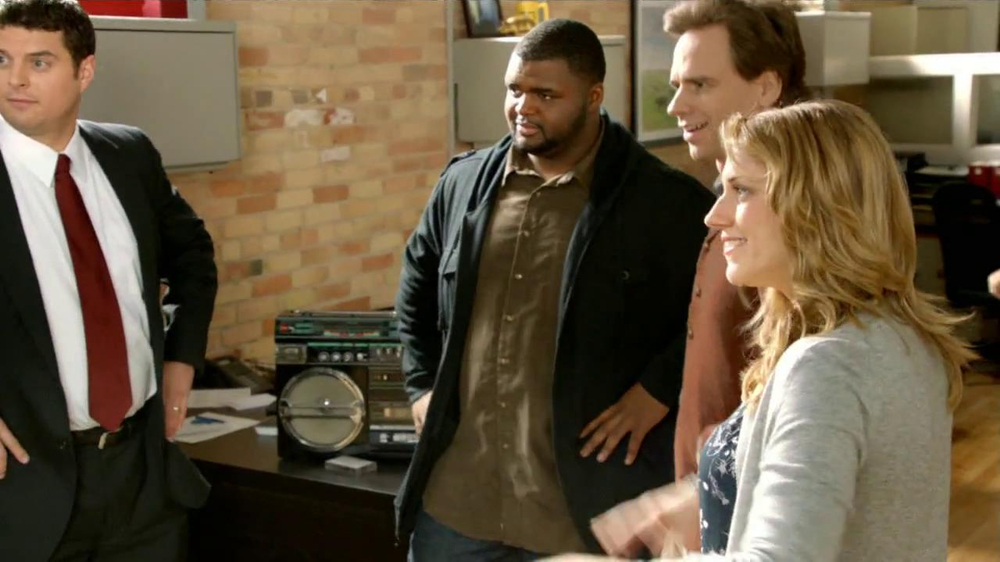 State Farm TV Commercial, 'Raji Dance' Featuring B.J. Raji and Aaron Rodgers