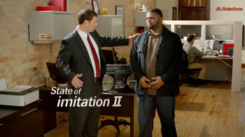 State Farm TV Spot, 'Raji Dance' Featuring B.J. Raji and Aaron Rodgers - Thumbnail 1