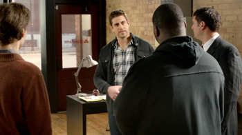 State Farm TV Spot, 'Raji Dance' Featuring B.J. Raji and Aaron Rodgers - Thumbnail 4