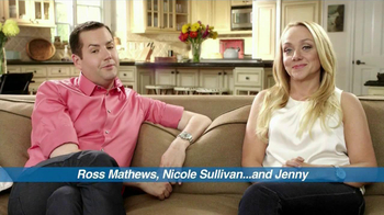 Jenny Craig TV Spot Featuring Ross Mathews and Nicole Sullivan - Thumbnail 1