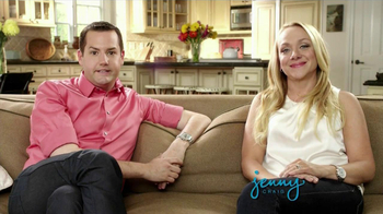 Jenny Craig TV Spot Featuring Ross Mathews and Nicole Sullivan - Thumbnail 5