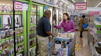 Walmart Layaway TV Spot, 'Best Day Ever' - Thumbnail 1