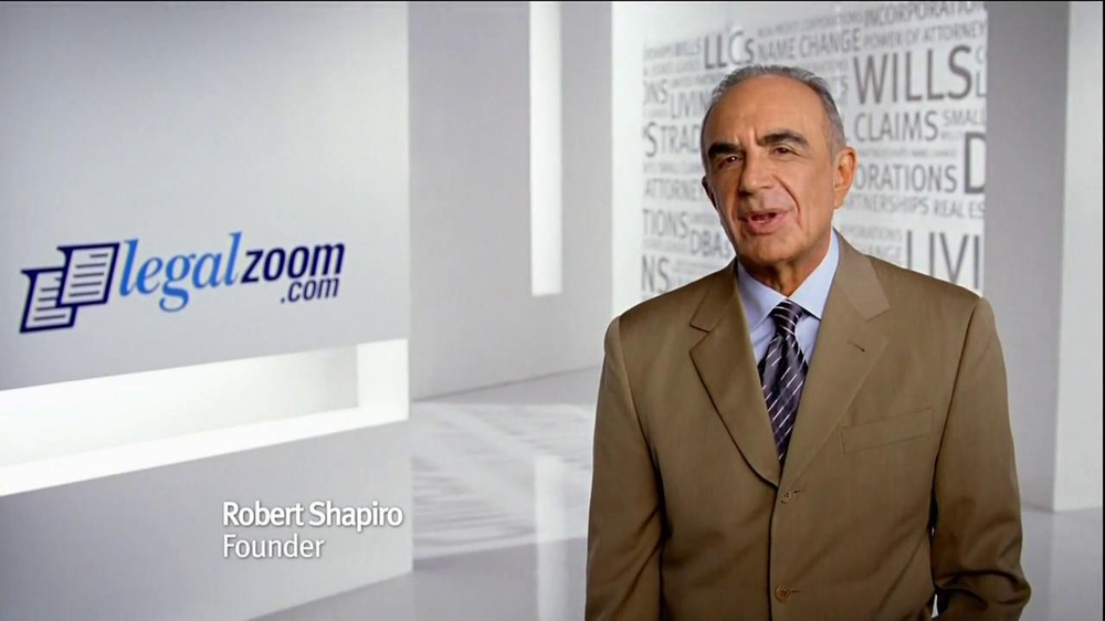 Legalzoom com TV Commercial 'Law On Your Side' - Video