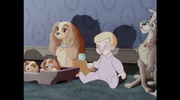 The Shelter Pet Project TV Spot, 'Lady and the Tramp: Shelters'